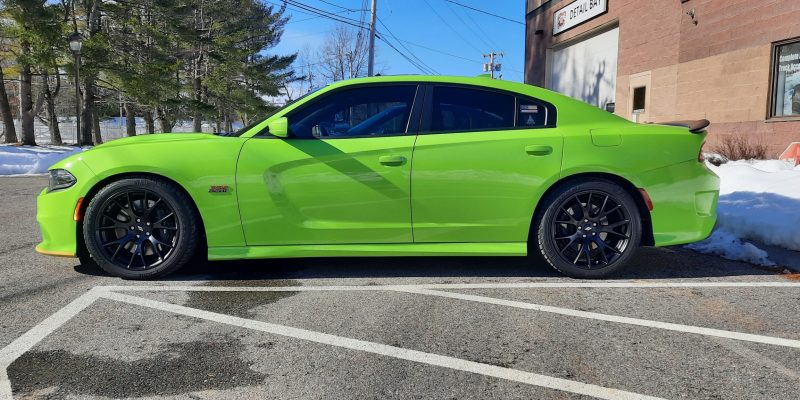 Green Charger
